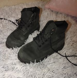 Timberland youth boots